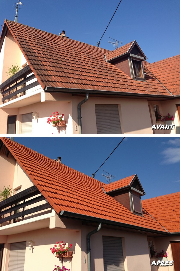 Traitement hydrofuge incolore pour toiture – Kayller Toiture